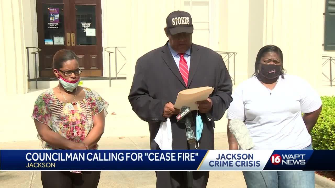 Stokes wants cease-fire