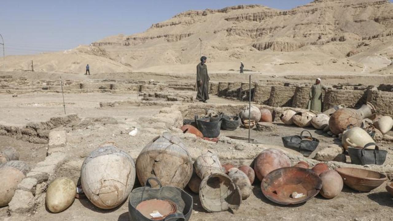 3,000 year-old lost city found in Egypt