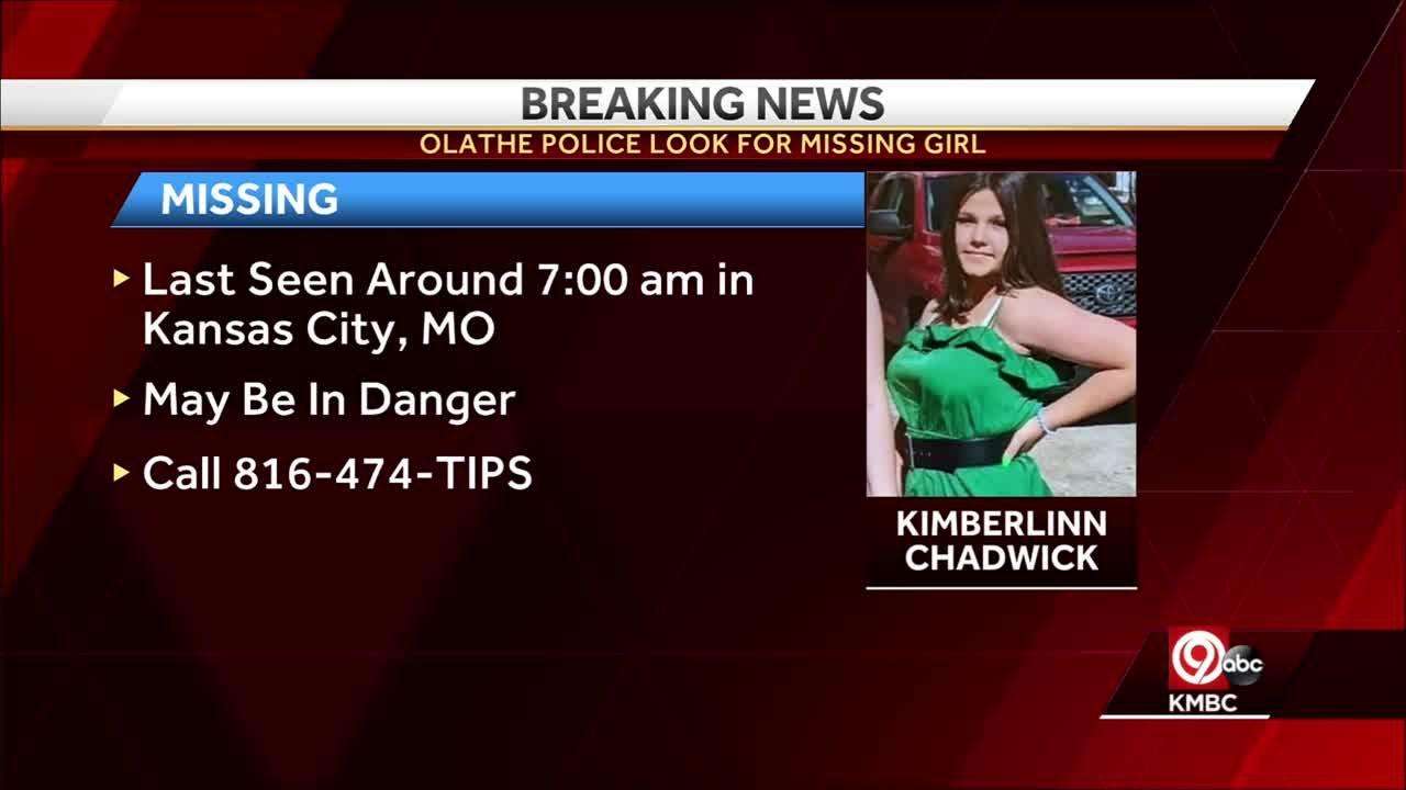 Olathe police asking for help locating a missing, endangered runaway teen