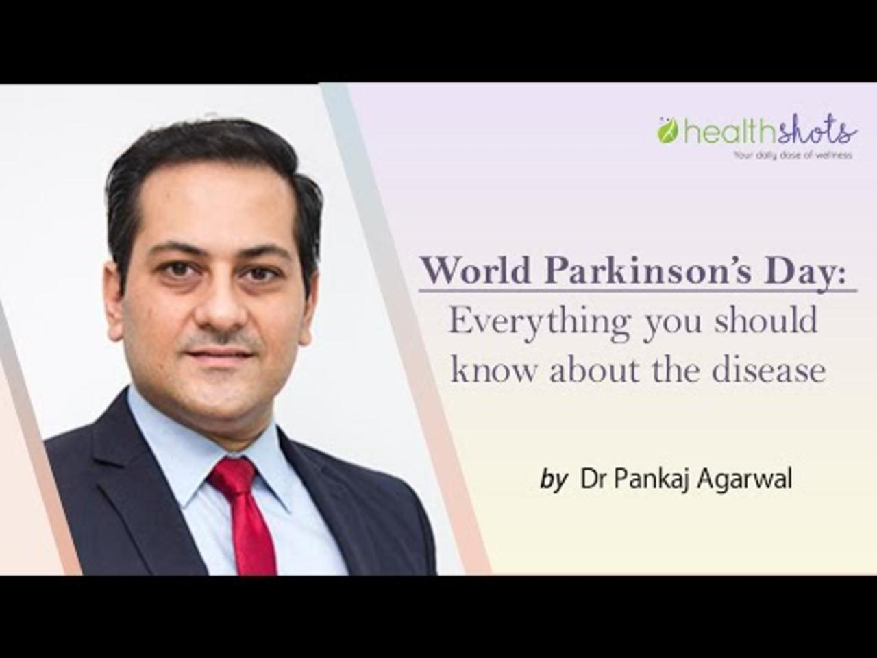 World Parkinson's Day- Everything You Should Know About The Disease