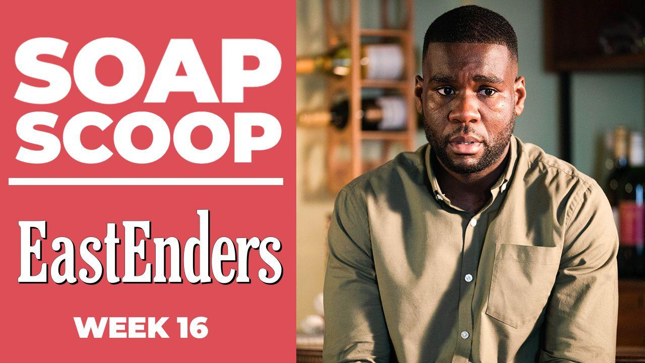 EastEnders Soap Scoop! Isaac becomes curious over his brother