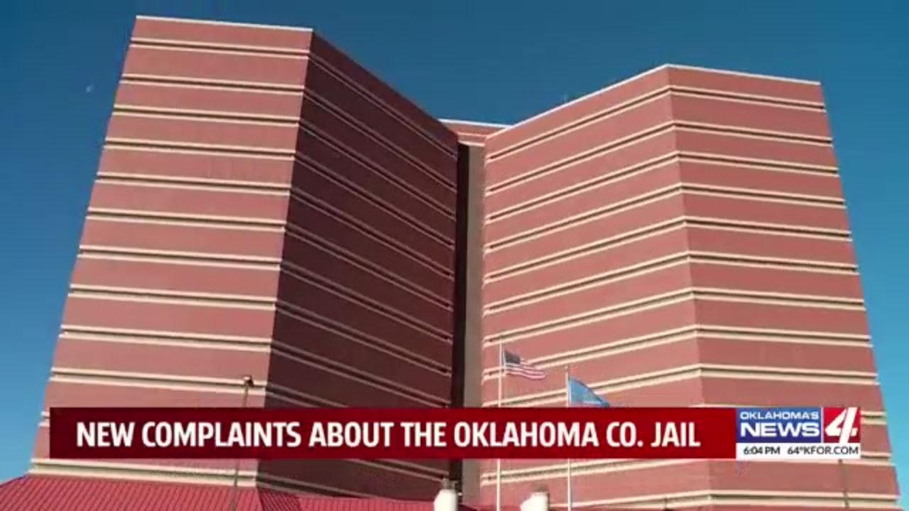 Mother claims son unable to shower for 19 days at Oklahoma County Jail