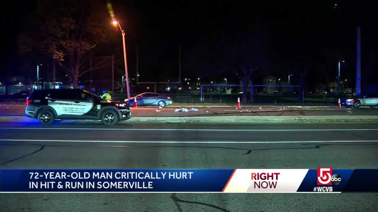 Search for hit-and-run driver continues
