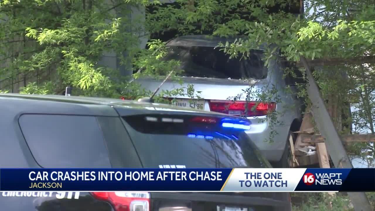 Man arrested after Richland chase