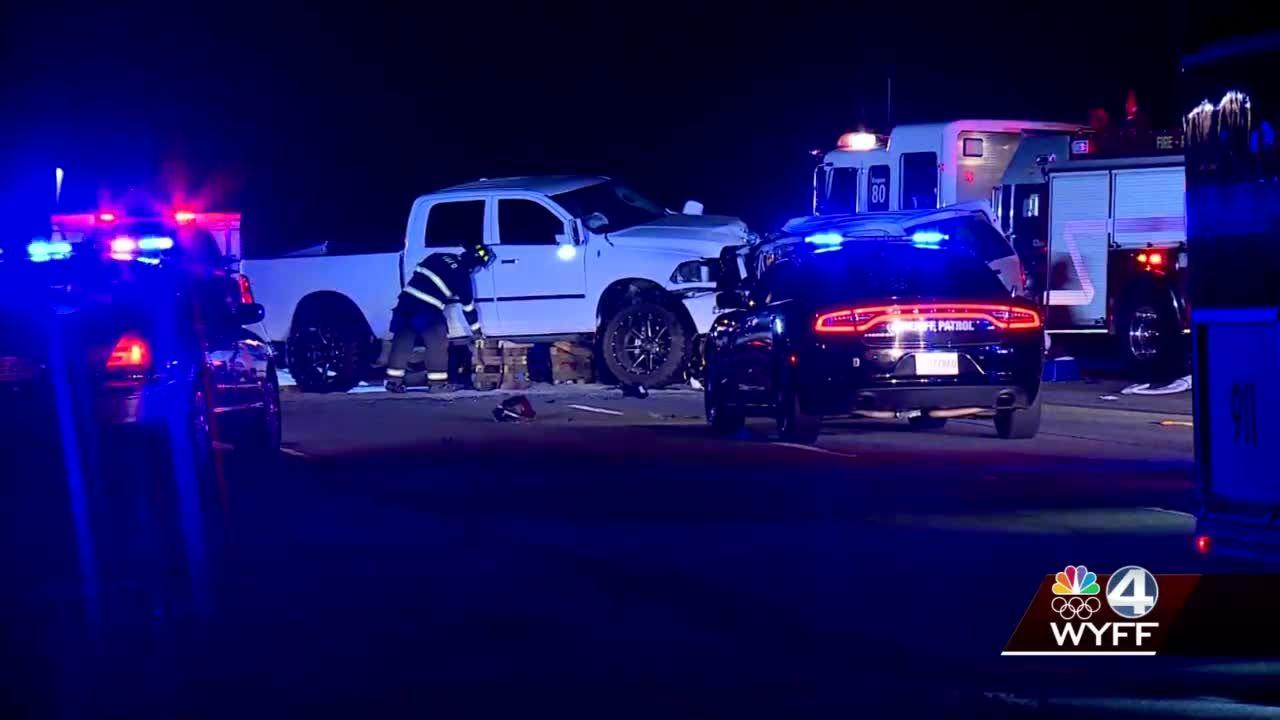 One dead following Upstate wreck, coroner says