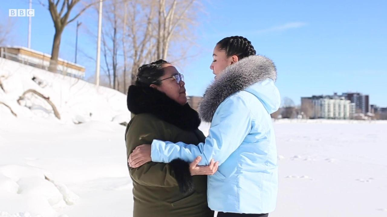 A revival of indigenous throat singing