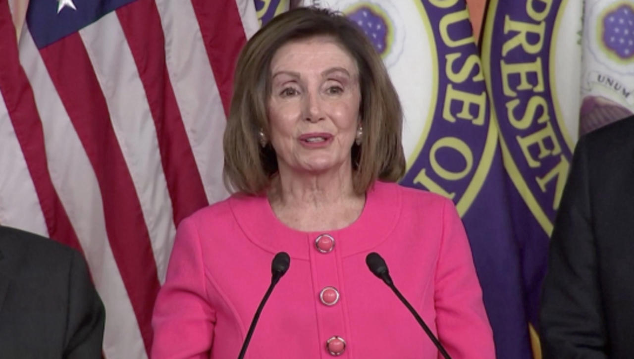 Nancy Pelosi Said If Capitol Rioters Would Have Found Her They 'Would've Had a Battle on Their Hands': 'I'm a Street Fig