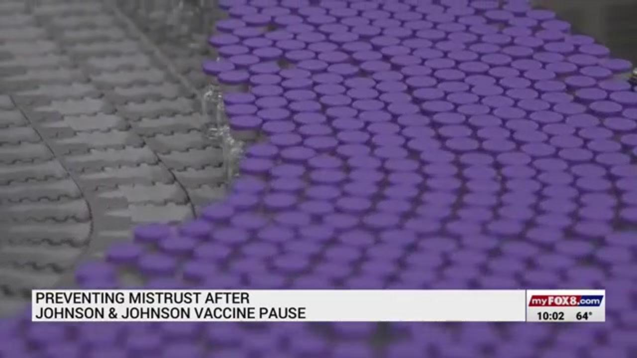 How to restore trust in the Johnson & Johnson vaccine amid pause