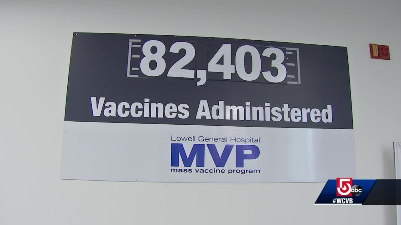 Vaccine clinics adjust to supply