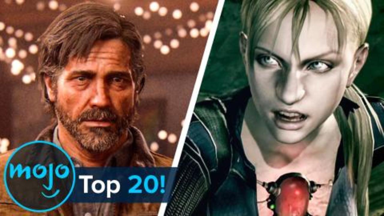 Top 20 Worst Video Game Plot Twists