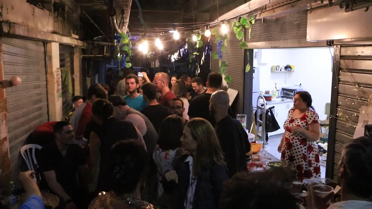 Israel's nightlife back to normal as COVID-19 levels are plummeting