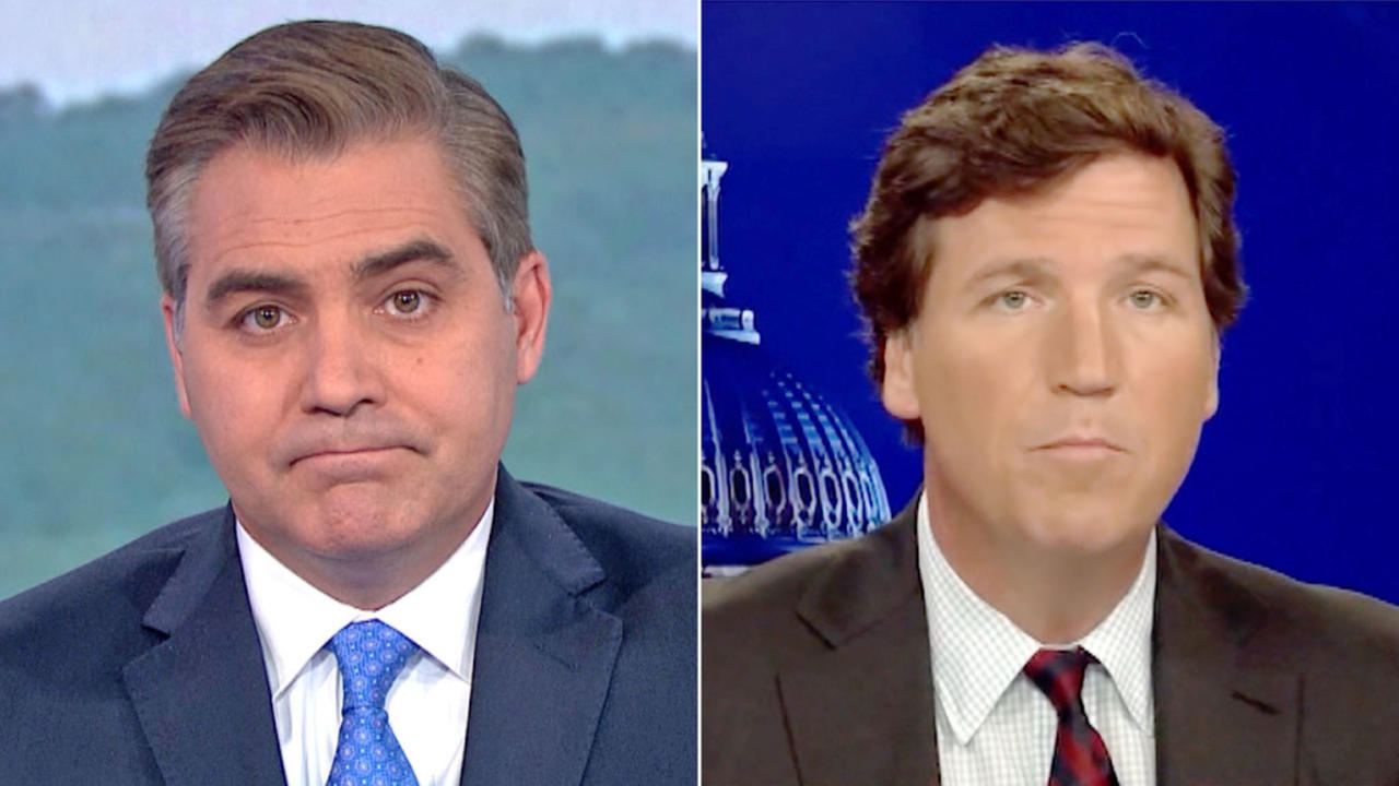 Acosta: 'Big lie' spreaders are denying realities of race
