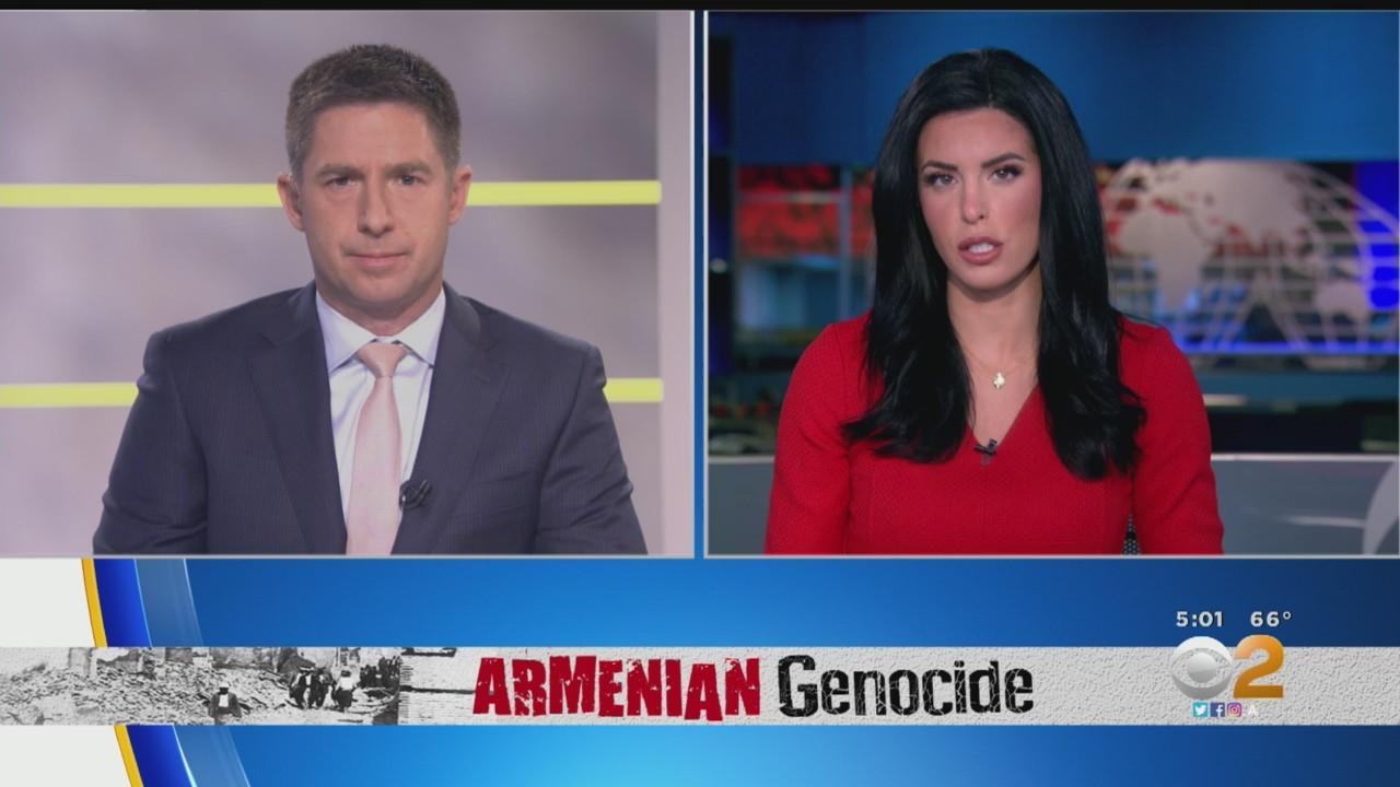 President Biden Formally Recognizes Armenian Genocide On 106th Anniversary