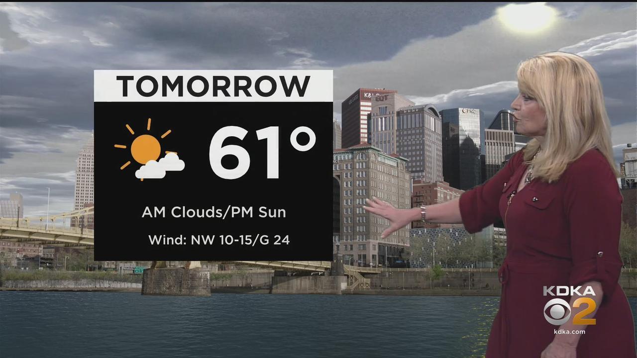 KDKA-TV Nightly Forecast (4/24)
