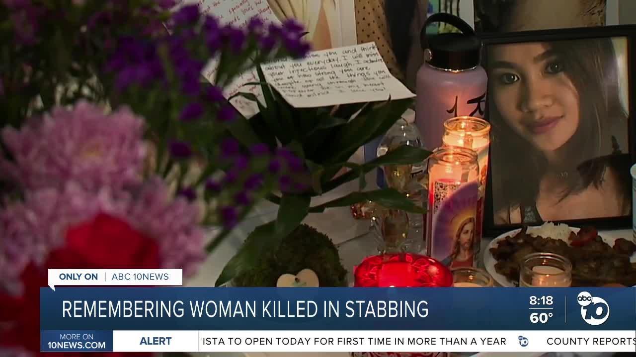 Remembering Lemon Grove mother killed in stabbing
