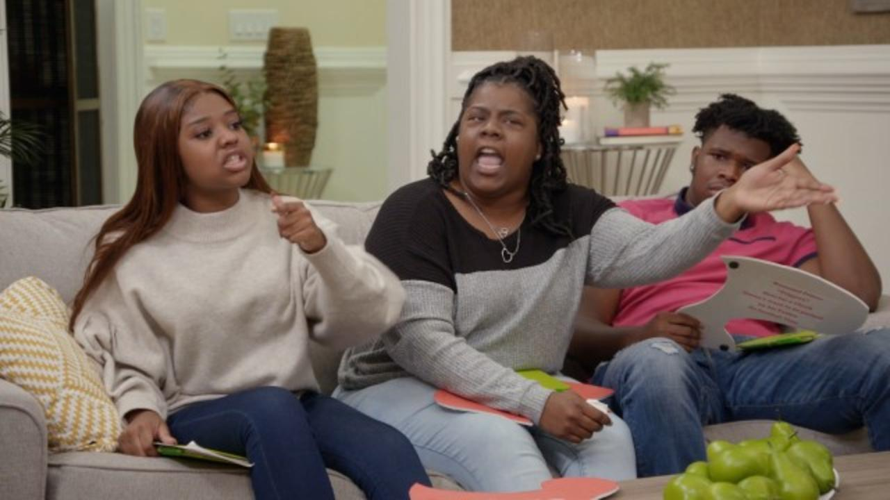 Estranged Siblings Erupt During Iyanla's Attempt to Reconnect Them