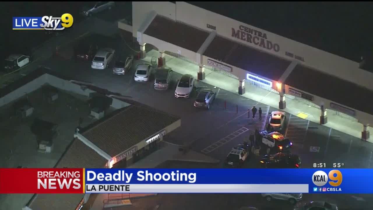 Man Shot To Death In La Puente