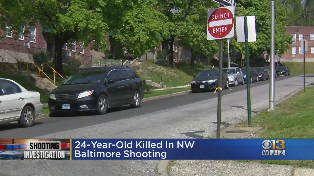 Man Killed In Northwest Baltimore Saturday