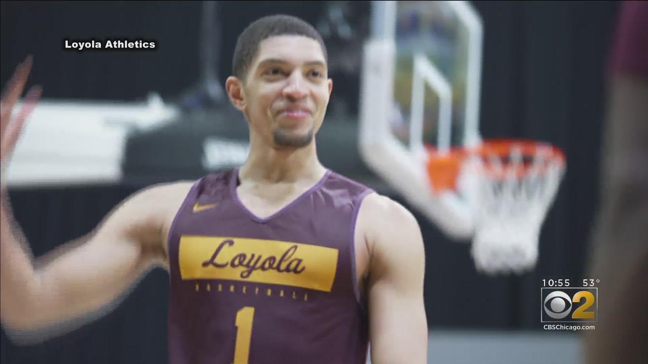 Lucas Williamson, 3 Other Loyola Ramblers' Seniors Returning For One More Year Next Season