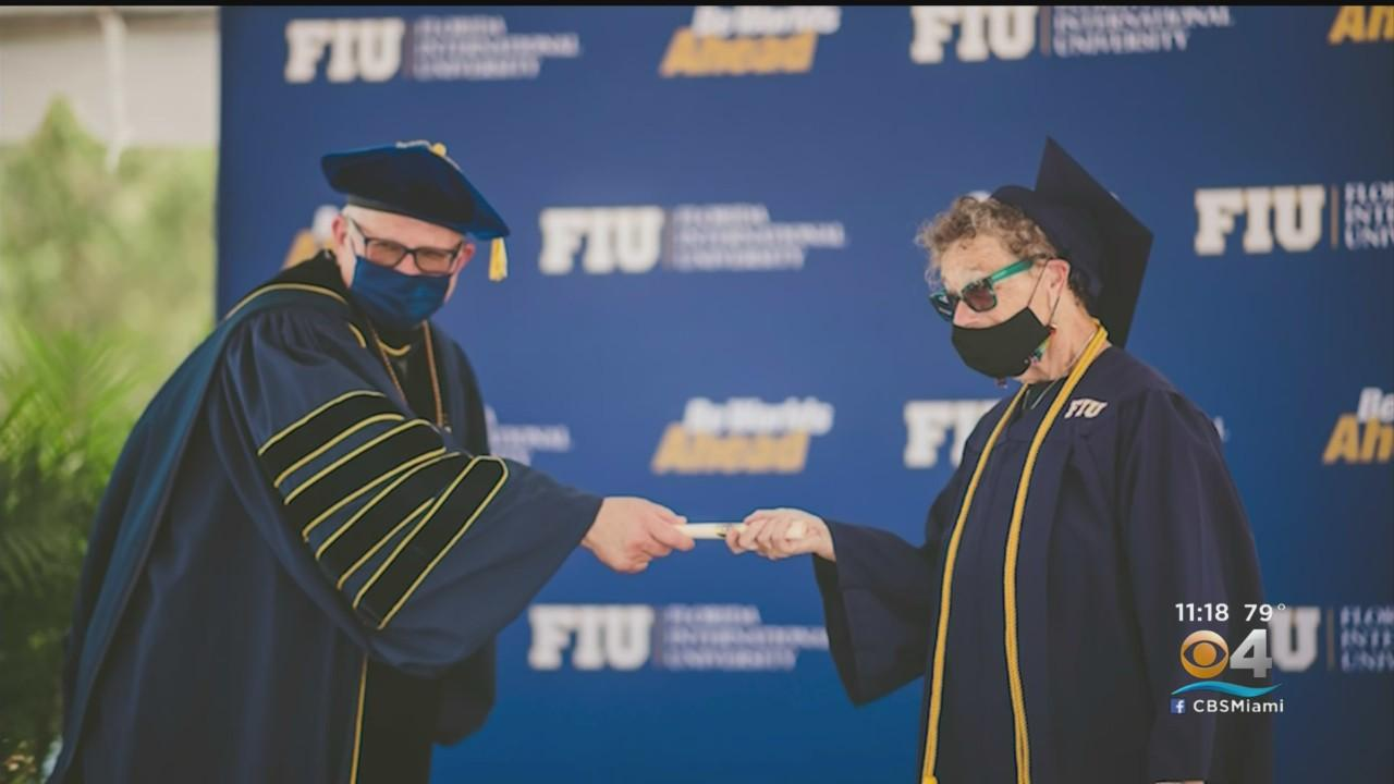 First In-Person Commencement Ceremony Since the Coronavirus Pandemic Started