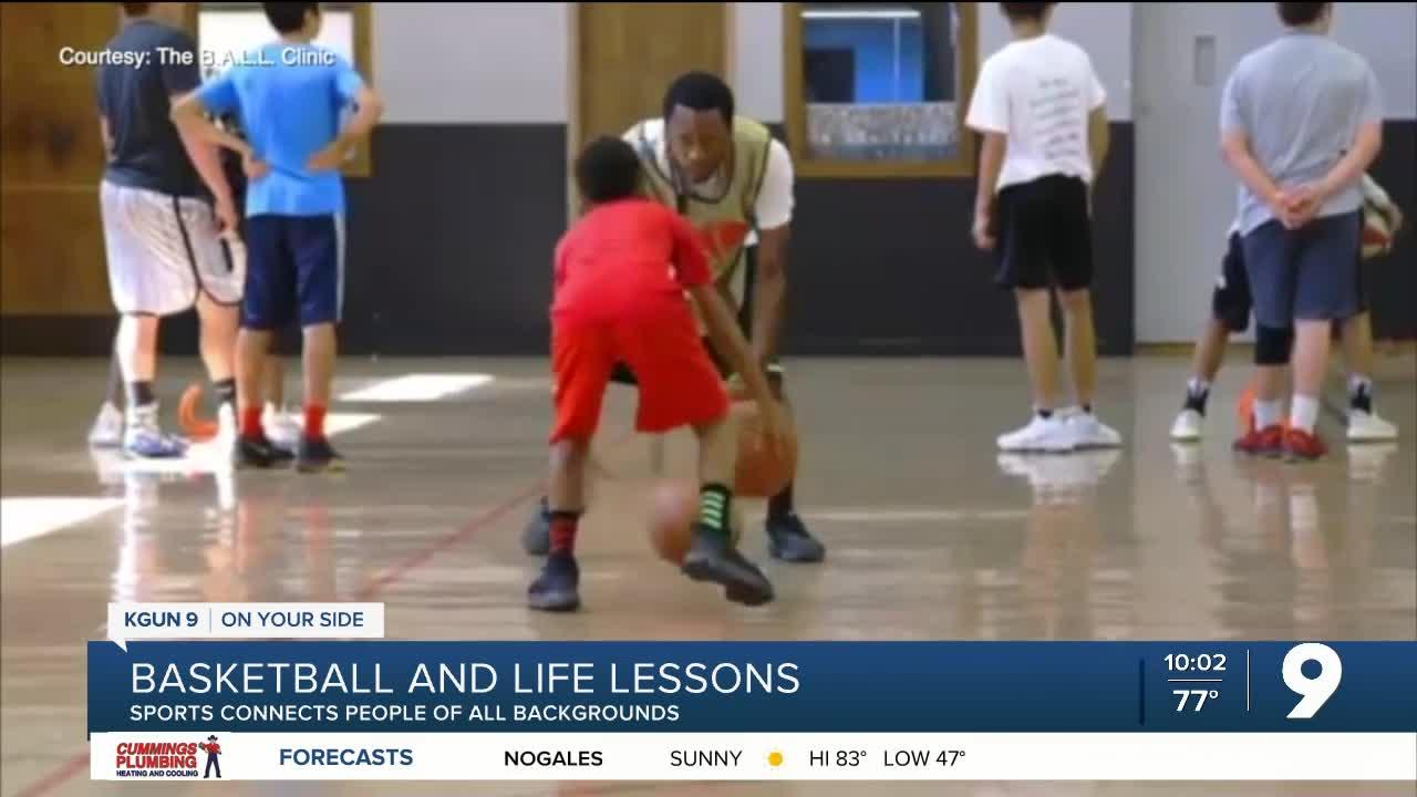 Basketball and Life Lessons: How sports connect the community