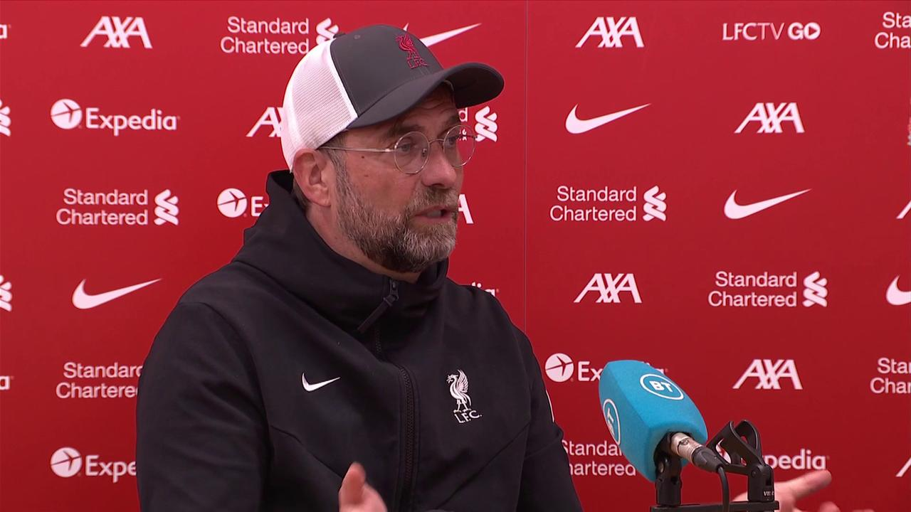 Klopp: Our current results don't deserve CL