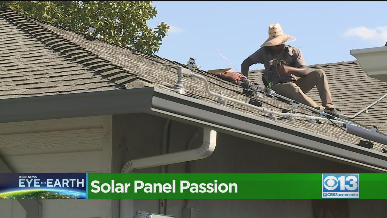 Solar Panel Passion