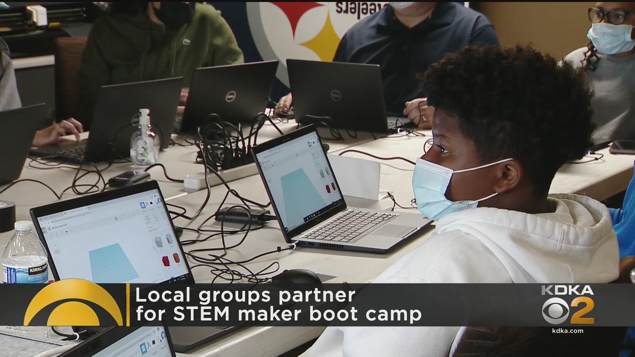 Local Groups Partner For STEM Maker Boot Camp