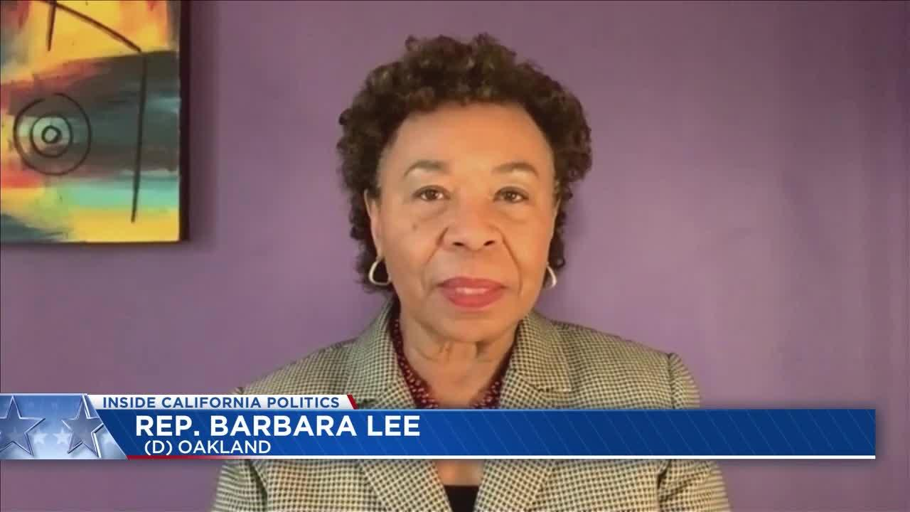 Inside California Politics: Rep. Barbara Lee