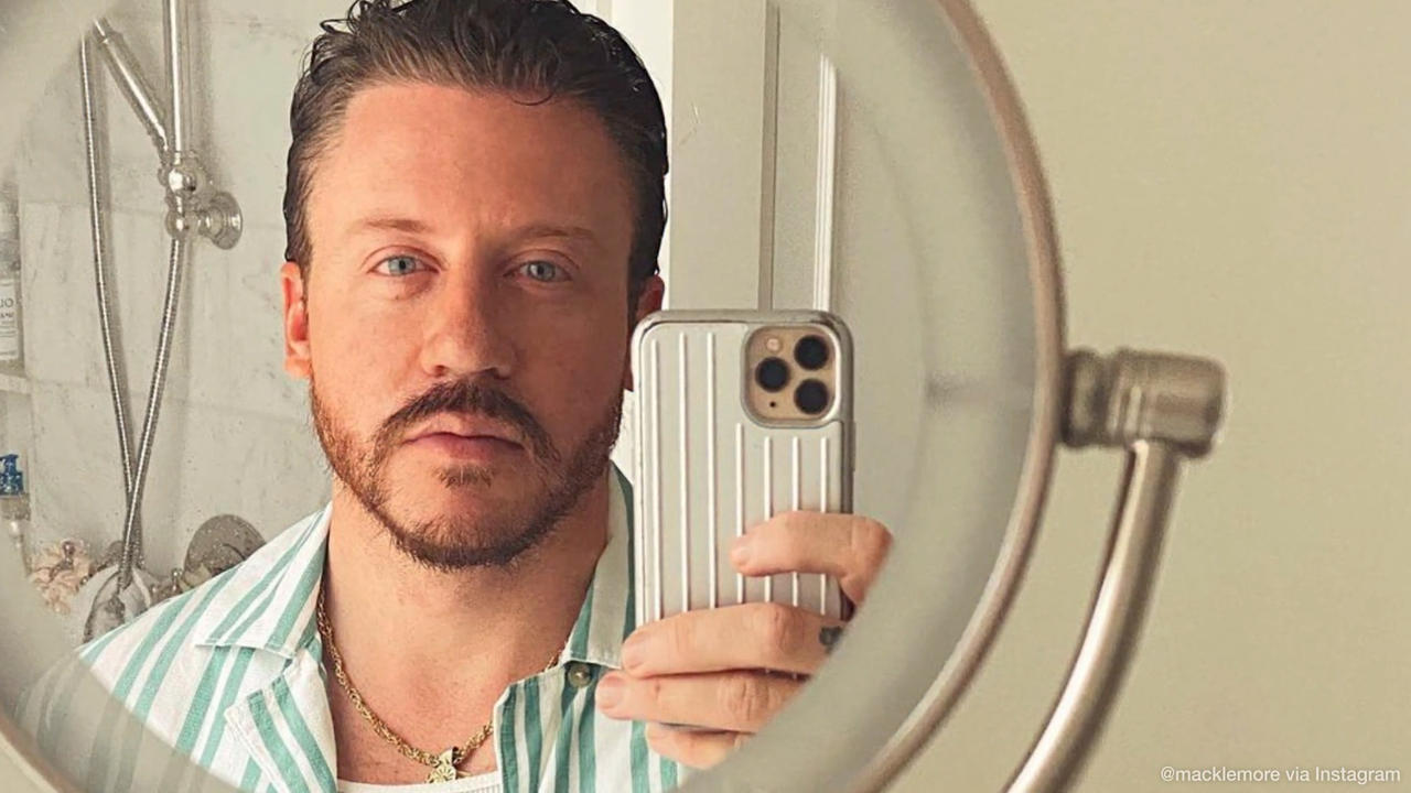 NEWS OF THE WEEK: Macklemore suffered sobriety slip during Covid-19 shutdown