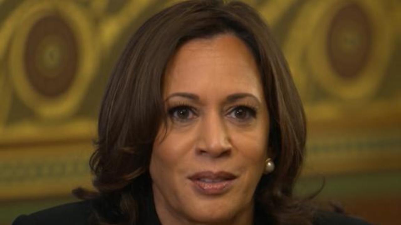 Harris: I wish the public could see the Joe Biden I see