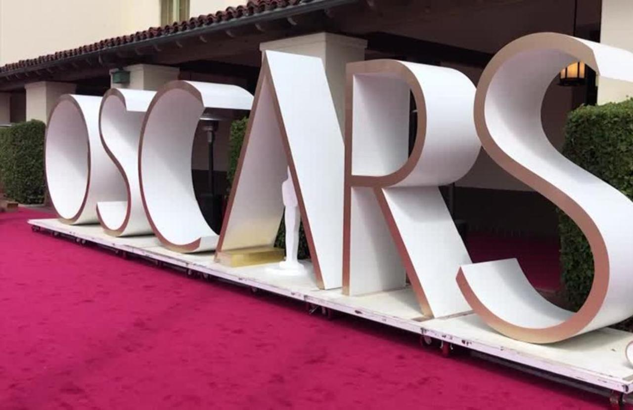 History-making Oscars will try and reinvent the show