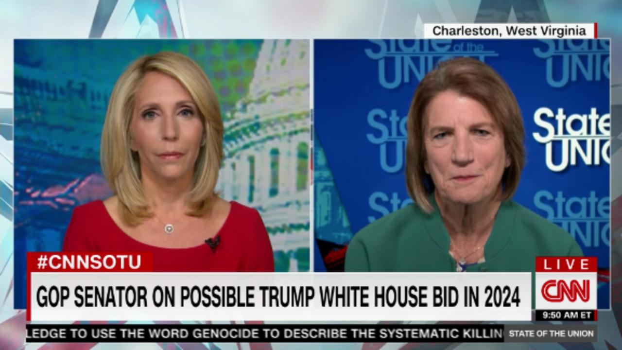 GOP Senator on possible Trump 2024 bid