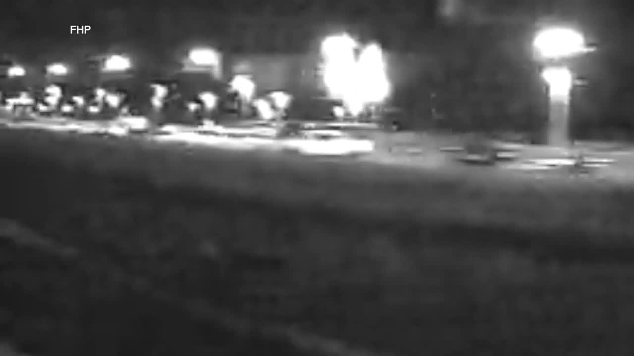 FHP sergeant clocks a Hyundai going 111 mph in Hillsborough County