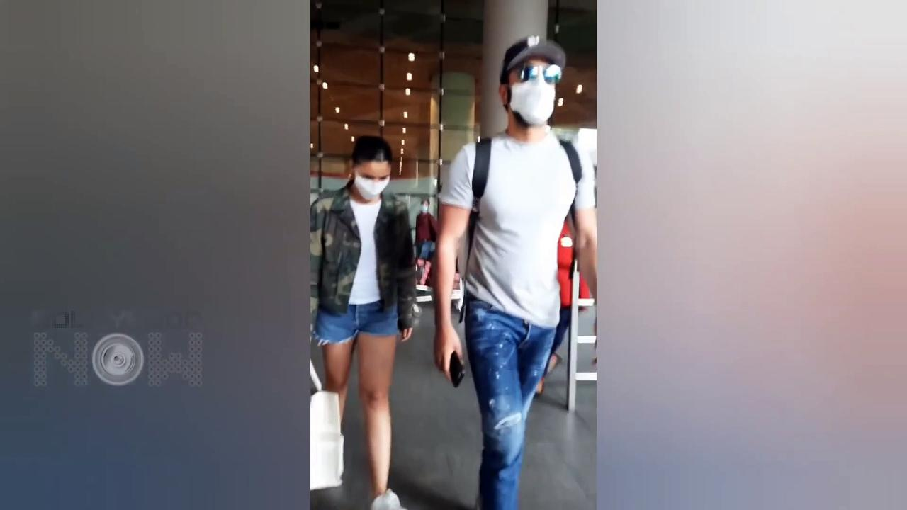 Ranbir- Alia, Tiger- Disha Avoid Media As They Return From Maldives After Holidaying Together