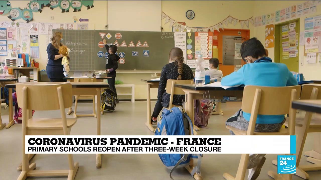 Coronavirus pandemic: Germany introduce self-testing in schools