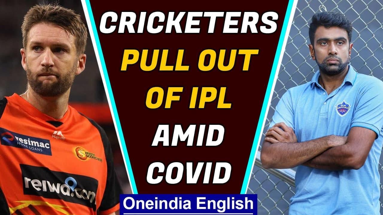 IPL 2021: Ravichandran Ashwin, few Australian players pull out   Oneindia News