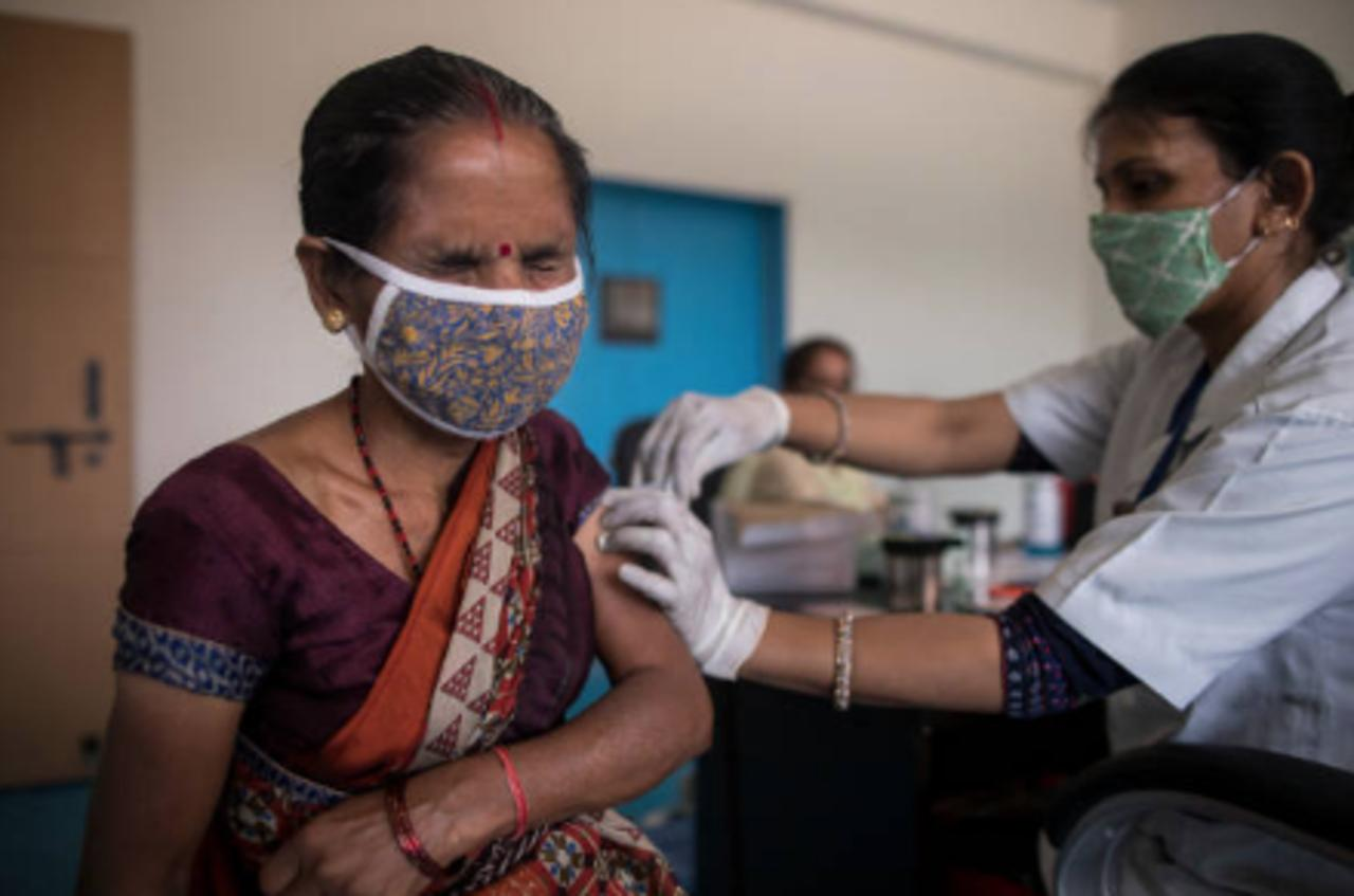 Biden Administration to Send Aid to India Amid Spike in COVID-19 Cases