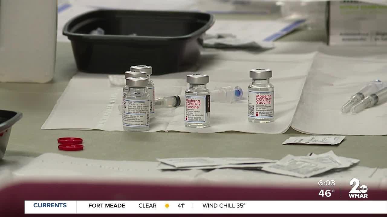 Vaccine hesitancy across the country