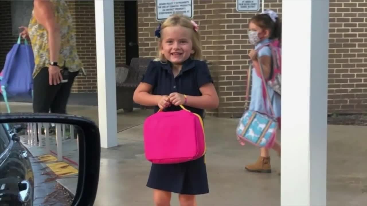 Palm Beach County expecting record-setting kindergarten class next school year