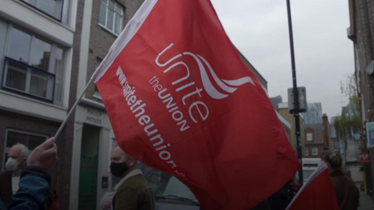 Workers demand end to 'fire and rehire' tactics
