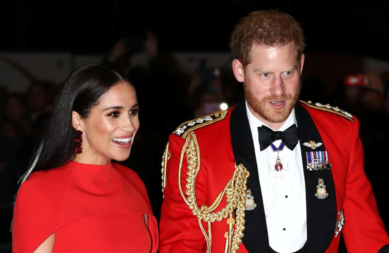 Prince Harry and Duchess Meghan's biography gets new edition