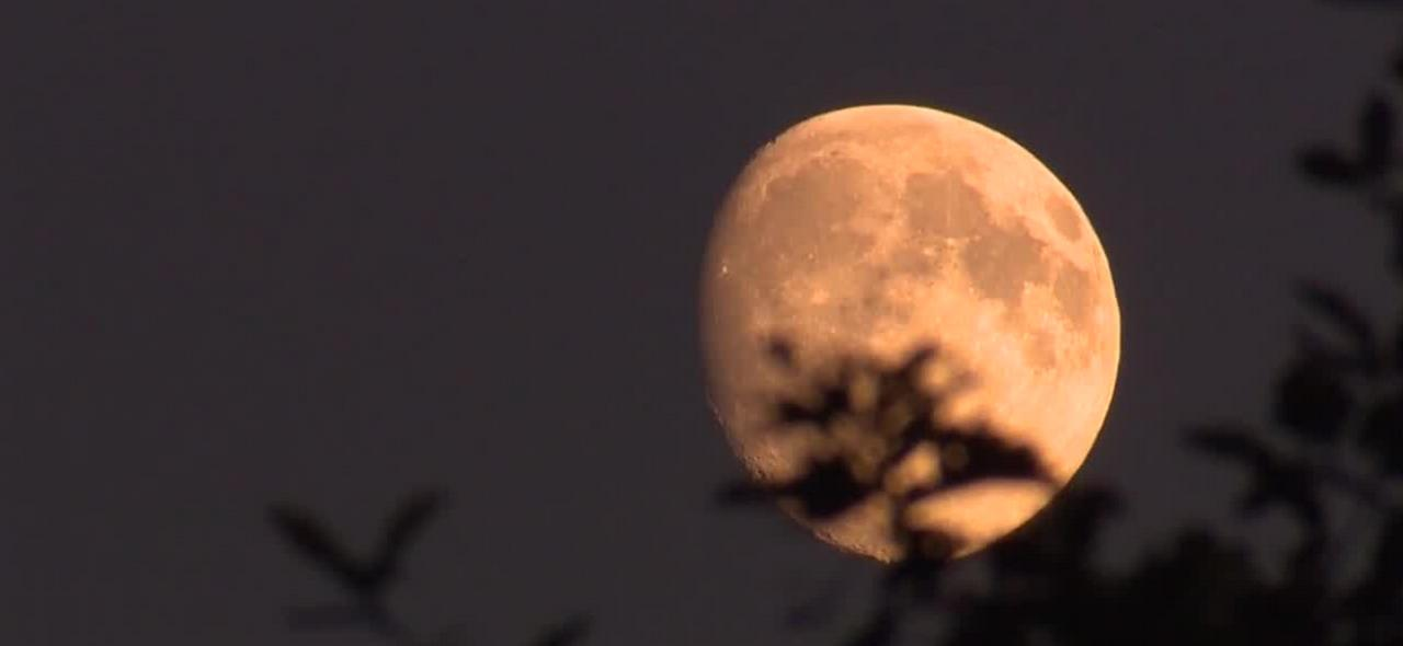 Pink supermoon to be visible from Las Vegas April 26