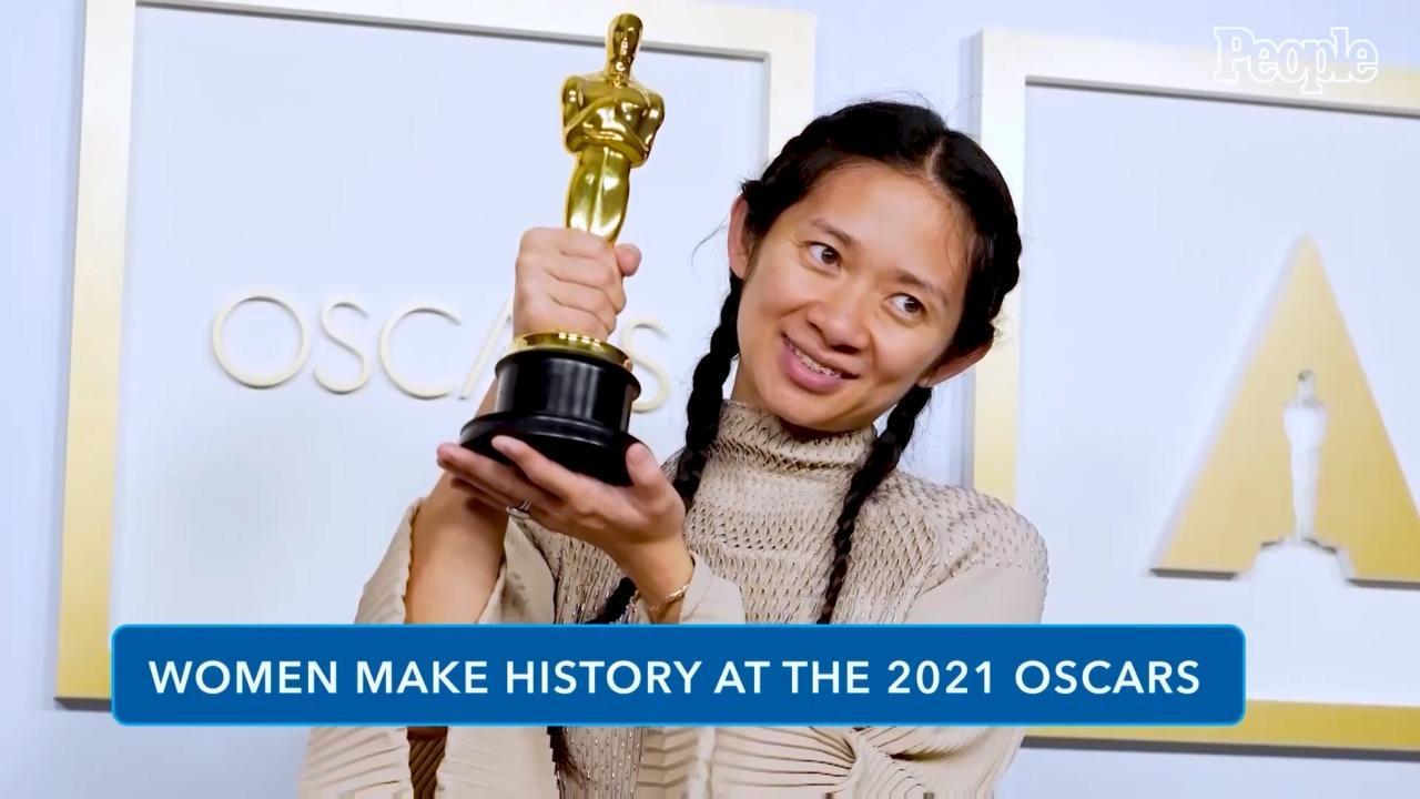 Women Make History at the 2021 Oscars