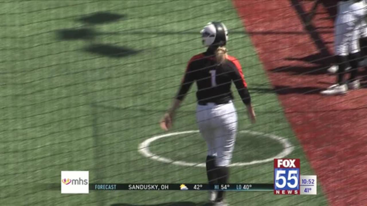 Tech Softball Comes up Short Against Lourdes
