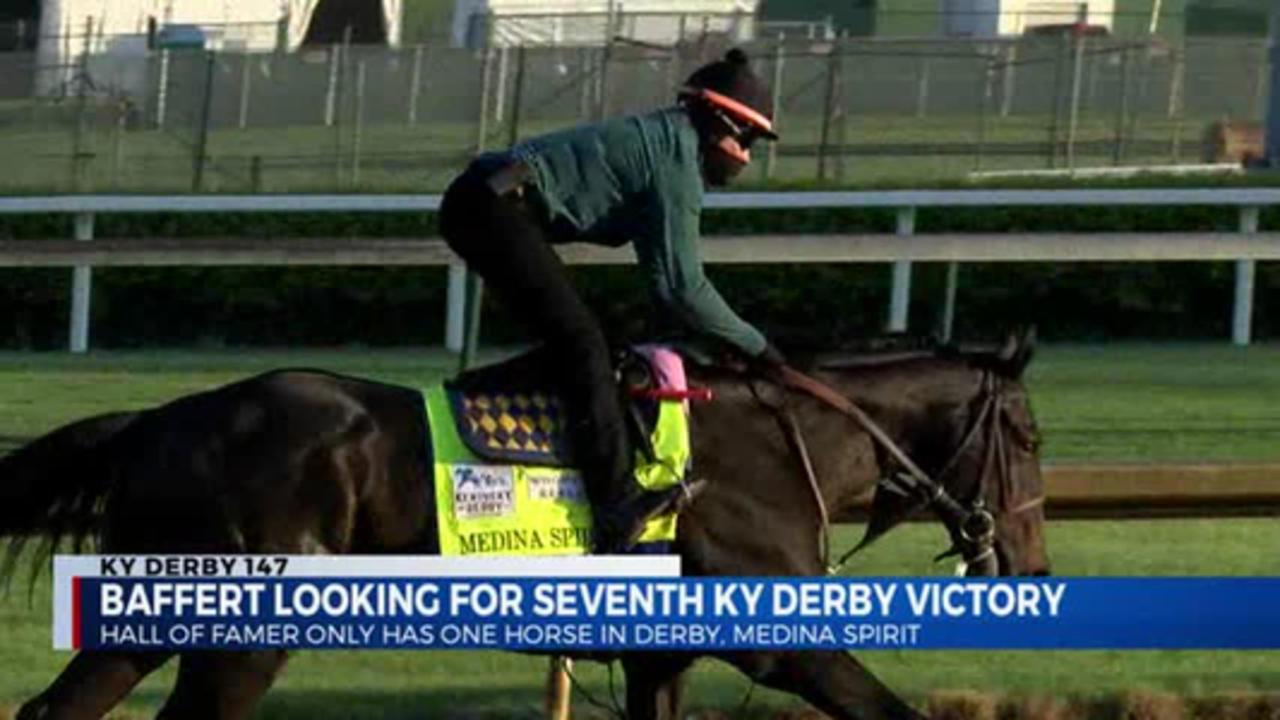 KY Derby 147 Preview: Medina Spirit