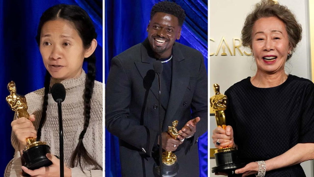 2021 Oscars: The Most Memorable Moments | THR News