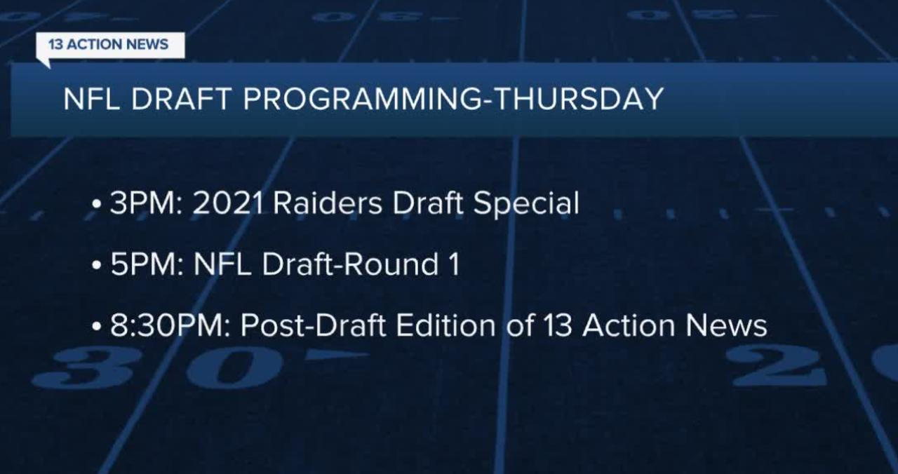 How to watch the 2021 NFL Draft
