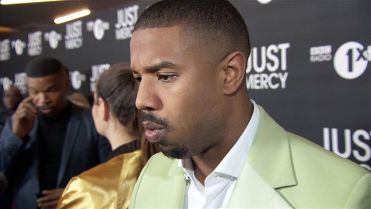 Michael B. Jordan looking at filmmaking process differently to prepare for directing gig