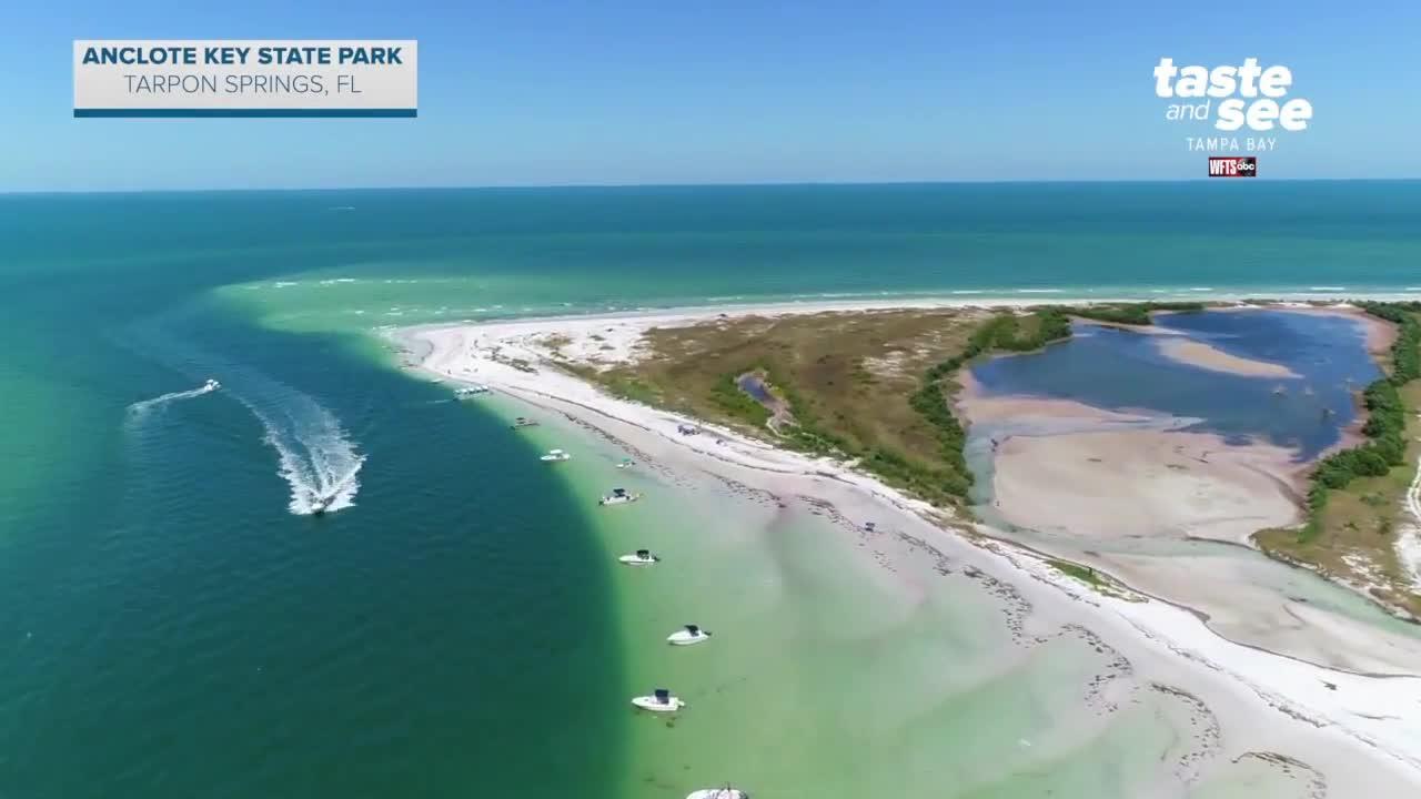 Anclote Key Preserve State Park in Tarpon Springs, FL | Giant Adventure